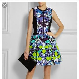 Peter pilotto target collection fit flare dress